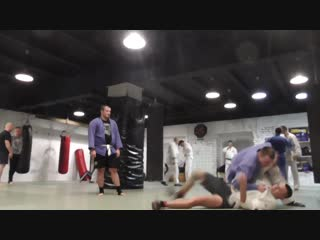 3 Тренировка по борьбе, отработка личной техники