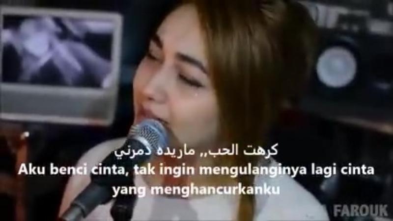 Lagu Arab Sangat Menyentuh, Milyar Orang Menagis, (Lyric_Indo) ( 240 X 426 ).mp4