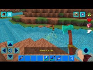 RoboCraft: Building & Survival Craft - Robot World - Gameplay 3