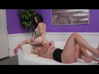 Jayde Symz & Summer Day - Couple's Counseling [Lesbian, Blonde, Scissoring, 1080p]