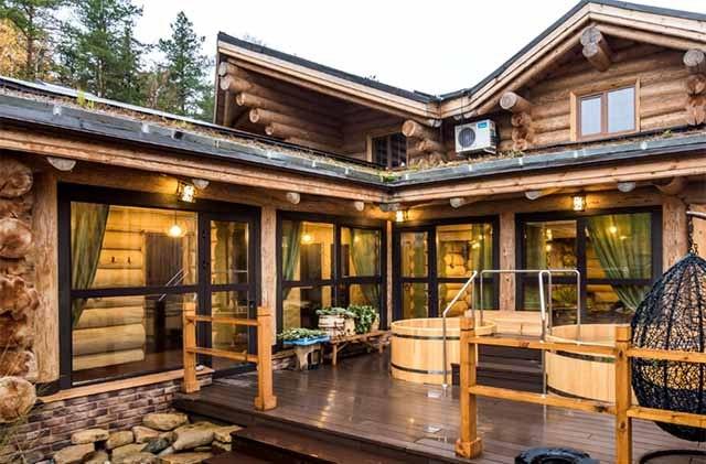 Собираетесь строить баню на даче?, изображение №9
