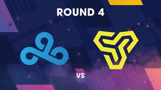 BLAST Pro Series Istanbul 2018 - Round 4 Cloud9 vs. Space Soldiers
