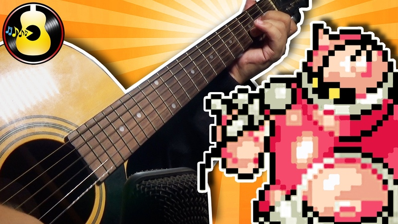 Chrono Trigger Gato's Song Guitar Violin Lute Cover Remix String Player Gamer