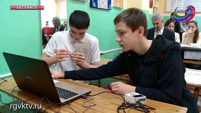 3D-моделирование и робототехника. В школах Дагестана запущен проект «Инженерное дело»