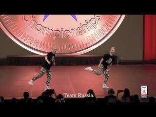 Team Russia Hip Hop - 2019 ICU WORLD CHAMPIONSHIP FINAL