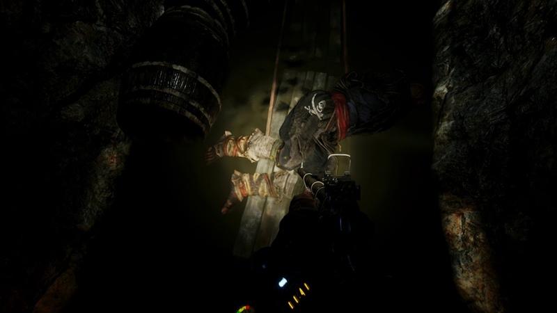 Metro Exodus Хороший Пират Мертвый Пират.