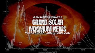 GSM News LIVE  - Earth & Space Weather News The Grand Solar Minimum Channel