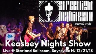 Streetlight Manifesto - Keasbey Nights Show - LIVE Starland Ballroom  /
