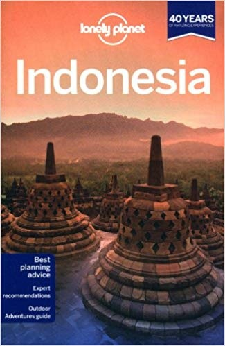 Lonely Planet Indonesia