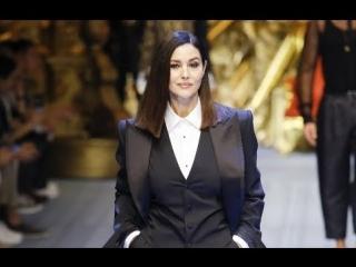 DOLCEGABBANA Highlights Spring Summer 2019 Menswear Milan - Fashion Channel