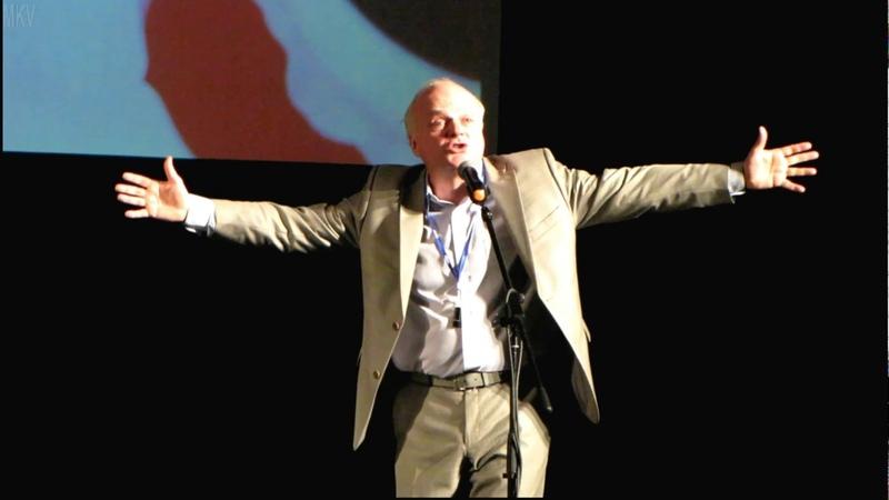 Заслуженный артист России Сергей Барковский читает произведения русских писателей на своём 55 летии