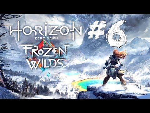 Давайте сыграем в Horizon Zero Dawn The Frozen Wilds 6