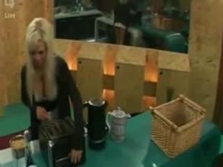 Sophie reade desperate for wee uk big  brother