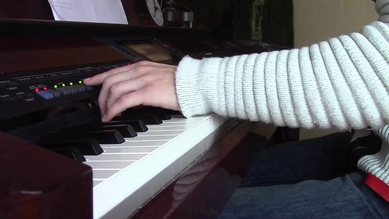 Ein Schifflein sah ich fahren Piano Version