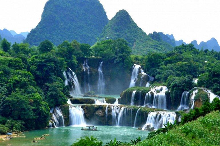 Водопад Дэтянь - Азиатское Чудо Природы, изображение №3