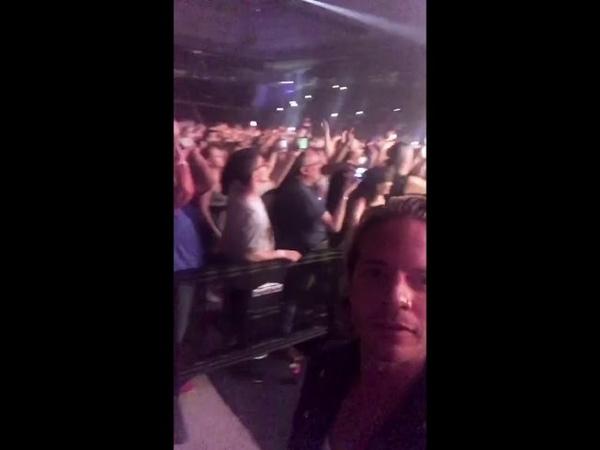 Sauli Koskinen's instagram story ft Adam Lambert 10 6 18 part 2