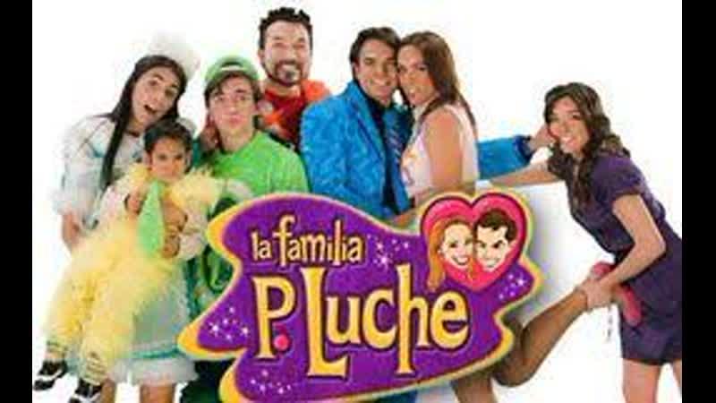 Familia Peluche 1x35