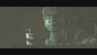 ТРЕЙЛЕР\TRAILER [SFM/FNAF2/PONY] My little pony- song unknown