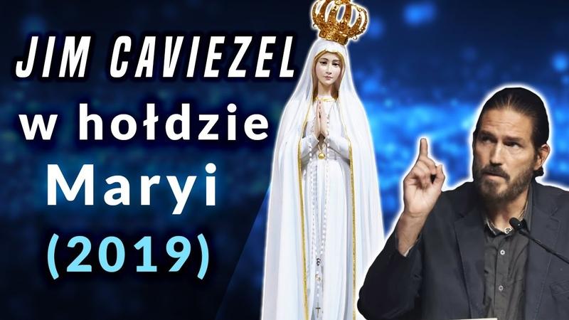 Jim Caviezel w hołdzie Maryi 2019