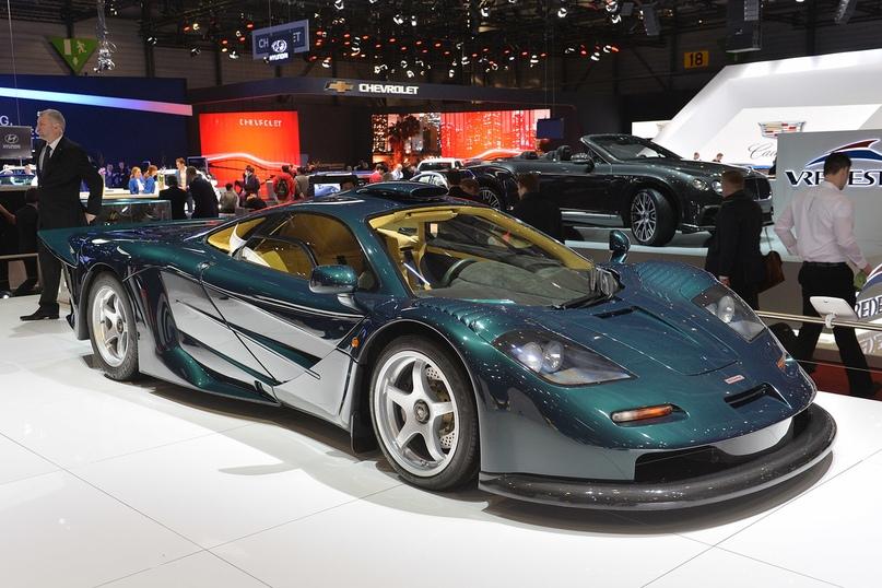 Длина имеет значение — Эволюция «длиннохвостых» McLaren, изображение №4