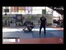 Abdulbari Guseinov vs Michael Hillebrand 1st ADCC European Trials