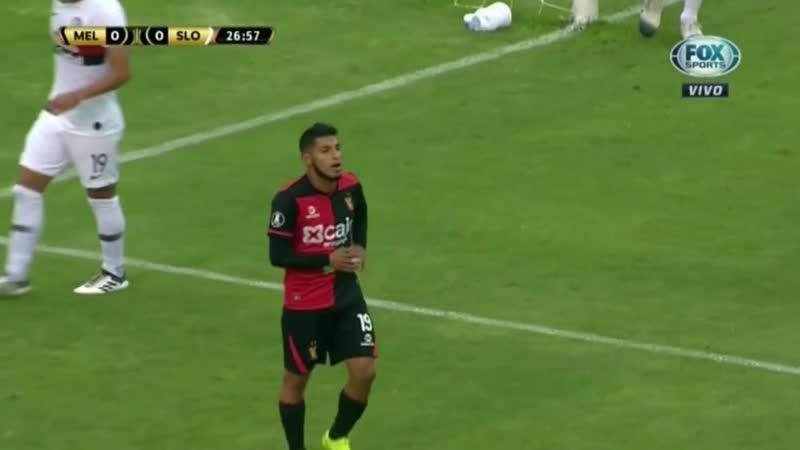 Youtube | Melgar vs San Lorenzo EN VIVO ONLINE vía Fox Sports: VIDEO El 'Chaca' Arias se come el 1-0 con increíble remate fallad