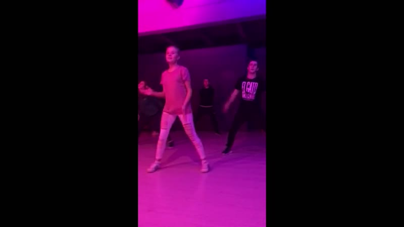 Cardi B Bruno Mars Finesse Julia Drobova Choreography