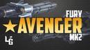 War Robots Fury Avenger MK2 It Shredz in Seconds