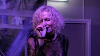 """Live """"Way Down In The Caves"""" Zoe Schwarz Blue Commotion at Saltburn Cricket Club 26th October 2018"""