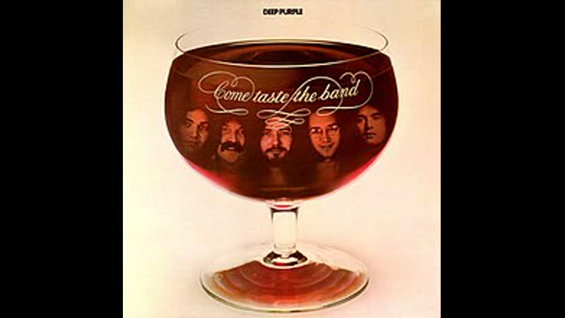 Deep Purple Drifter Come Taste the Band Tour 1975 1976