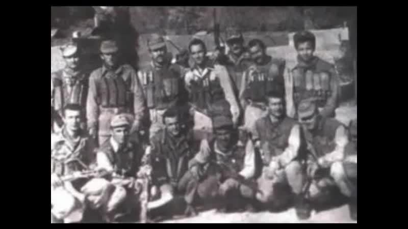 Памяти Мараварской роты