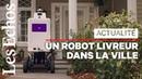 FedEx va tester un robot livreur autonome aux Etats Unis
