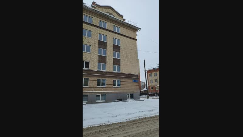 Дом на Кирпичной 31 - готовые квартиры
