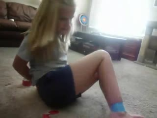 THE DUCT TAPE CHALLENGE