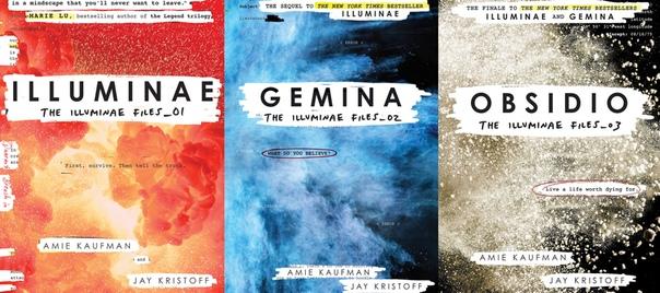 Image result for illuminae trilogy