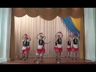 """ансамбль танцю """"Асорті"""" -  """"Тарантела"""""""