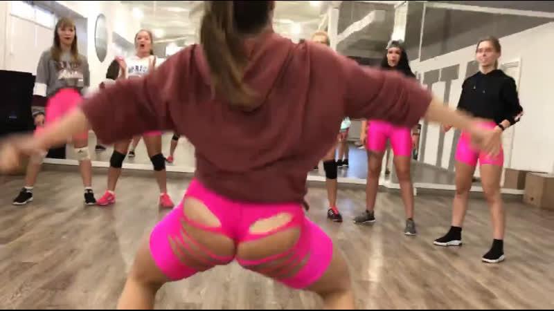 ATTA DANCE TWERK By Оксана Богодухова
