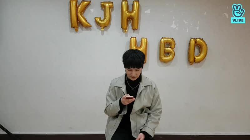 Чжунхён читает комментарии