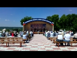 Росичи - гости из Мордовии, Саранск )
