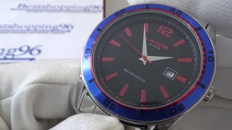 Обзор часов LAROS модель 79609