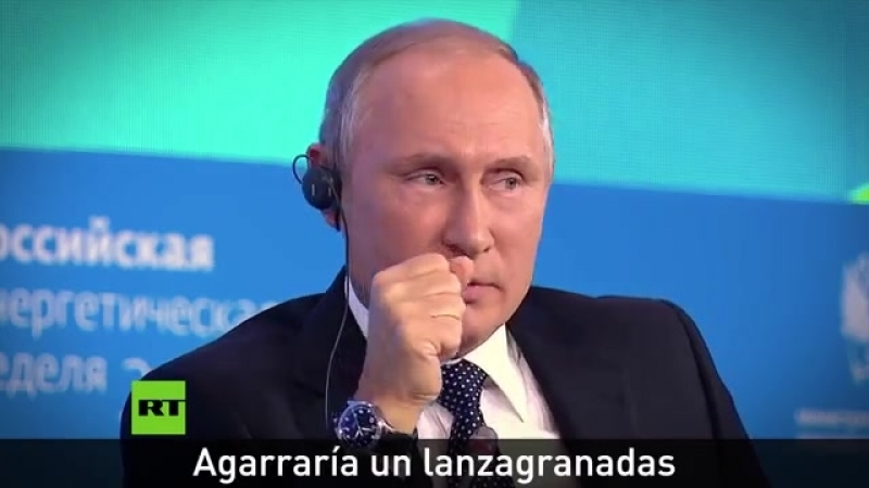 Putin cuenta una anécdota sobre el ejército israelí mp4