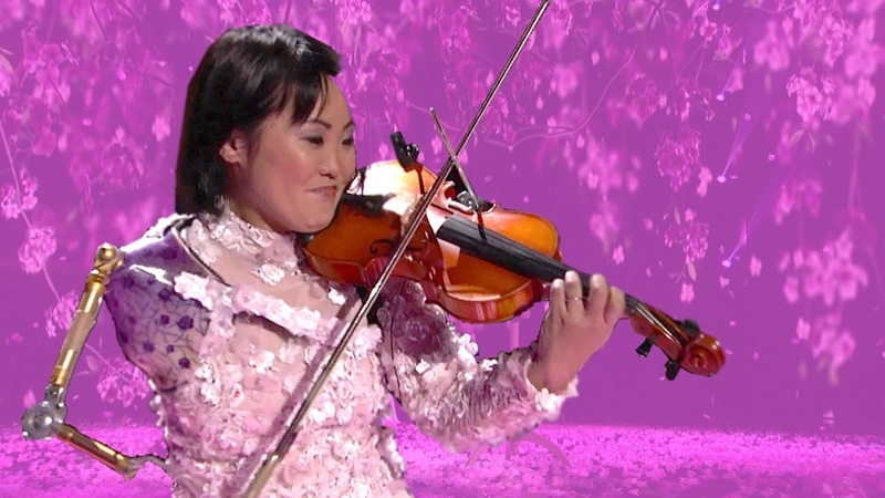 The Miracle Violinist That Had Judges in Tears - Manami Ito's World's Best Audition