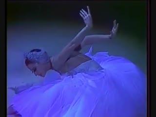 Майя Плисецкая. Умирающий лебедь.