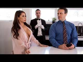 Madison Ivy - The Butler Did It [Brazzers. Big Tits, Blowjob, Brunette]