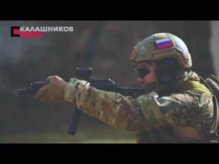 Российский спецназ тренировка с боевыми патронами!