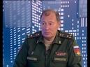 Гость студии военком по Центральному и Автозаводскому районам Рашид Ильясов