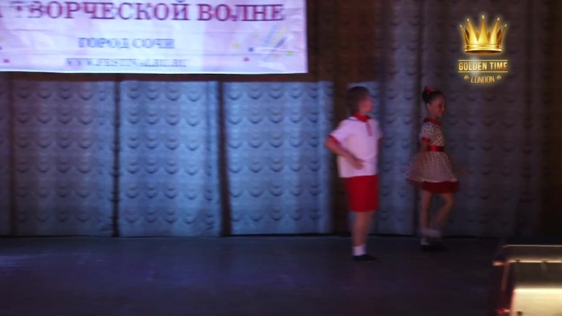 Lel Anna, Plotnikov Ilya Воображала 💥Golden Time London Онлайн фестиваль дистанционный конкурс🇬🇧