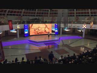 Открытие всероссийской акции «ночь искусств» в музее оружия!