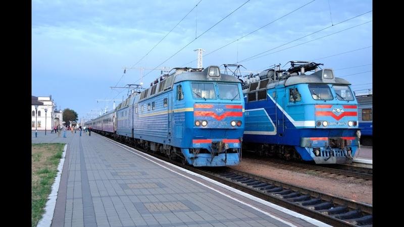 TrainZ 2012 Балезино - Мосты дневной