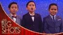 TNT Boys Sing A Cappella   Little Big Shots